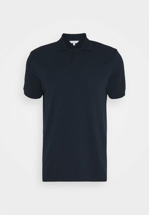 JOHNNY COLLAR - Poloshirt - navy