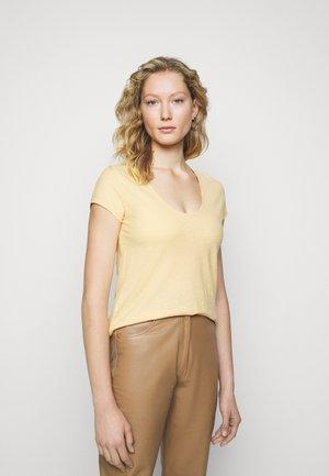 AVIVI - T-shirt basique - orange