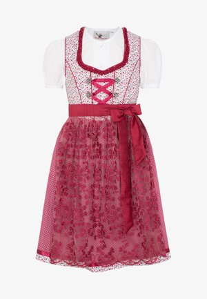 KLECKS - Dirndl - berry