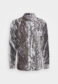 Martin Asbjørn - JOSHUA SHIRT - Shirt - silver grey - 8