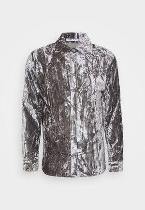 JOSHUA SHIRT - Shirt - silver grey