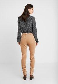 Esprit - Trousers - camel - 3