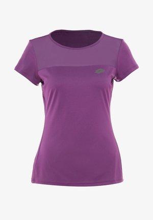 VABENE TEE  - Print T-shirt - charisma violet