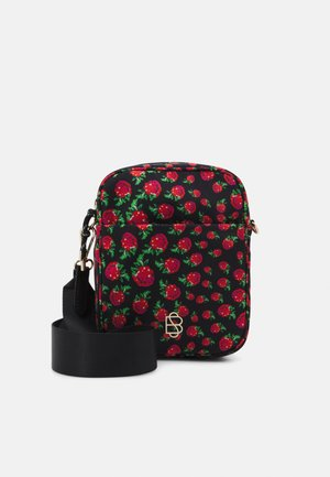 RASPY ABBY BAG - Skulderveske - black