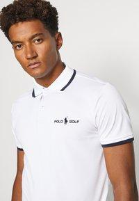 Polo Ralph Lauren Golf - SHORT SLEEVE - Polo shirt - classic oxford white - 4