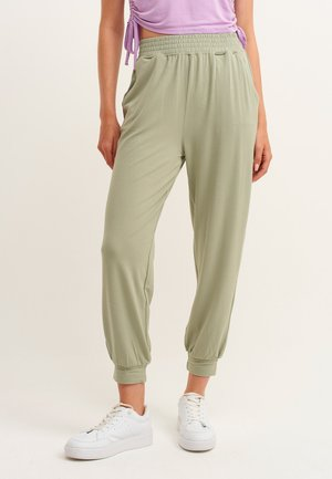 Trousers - seagrass
