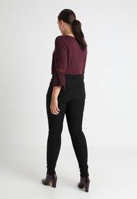 Zizzi - PANT - Trousers - black - 2