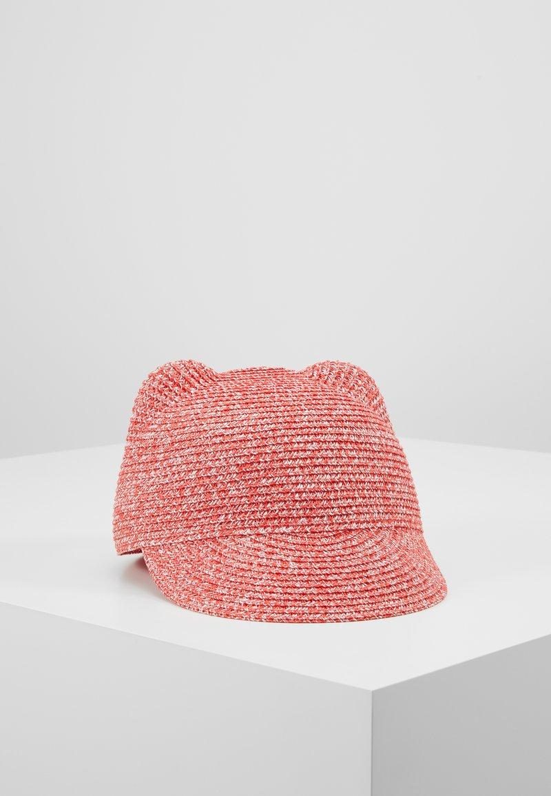 Benetton - HAT - Lippalakki - red