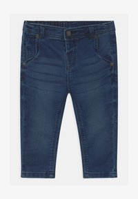 OVS - TERRY  - Slim fit jeans - dark denim - 0