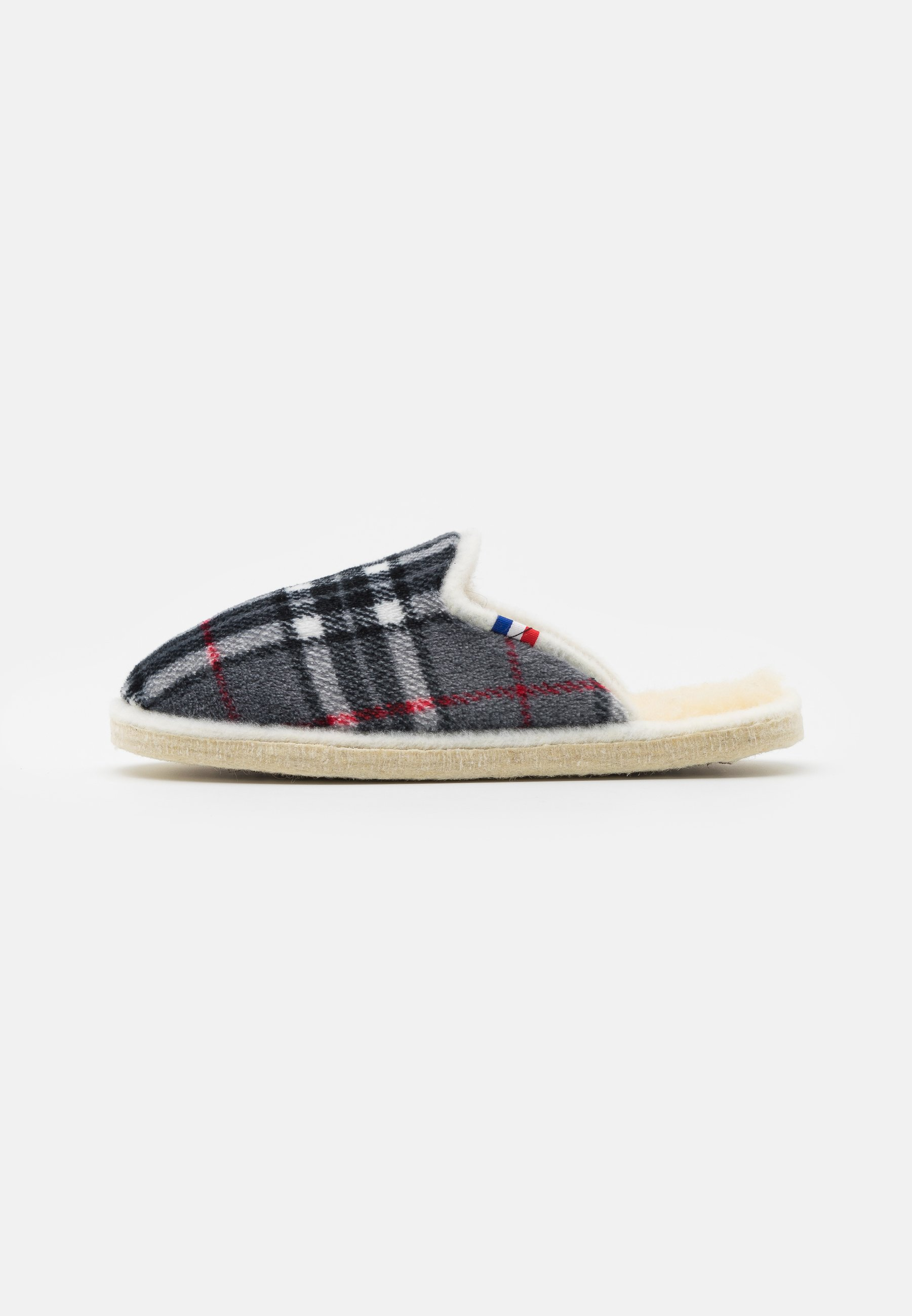 Men CHALET CHAUSSON CHECK UNISEX - Slippers