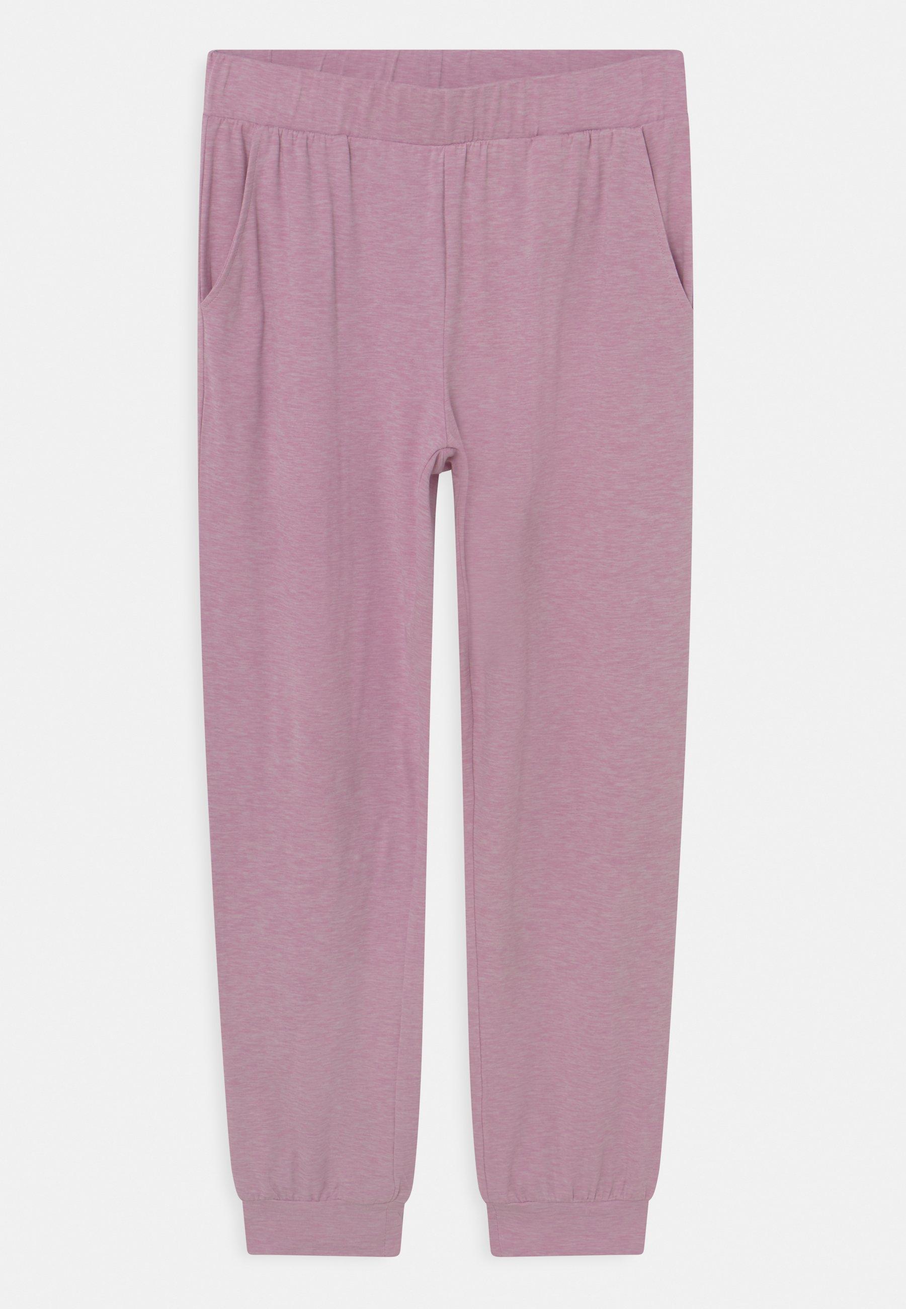 Kids SUNDAY PANTS - Tracksuit bottoms - lilac