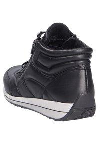 ara - COMFORT - Höga sneakers - schwarz - 3