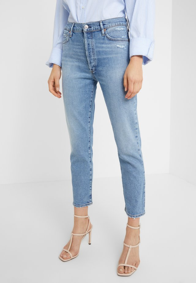 OLIVIA  - Jeans slim fit - chit chat