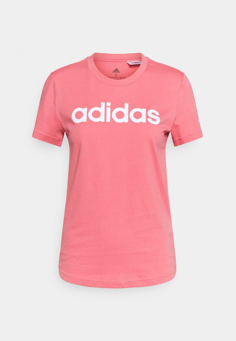 adidas Performance - Print T-shirt - light pink