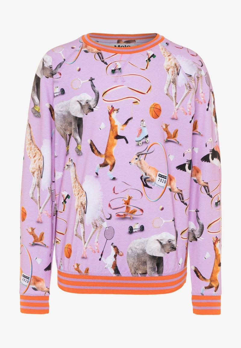 Molo - RAEWYN - Long sleeved top - lilac