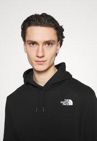 The North Face - MULTI BOX - Sweatshirt - black - 3
