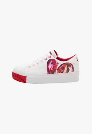 HEART - Sneakersy niskie - white