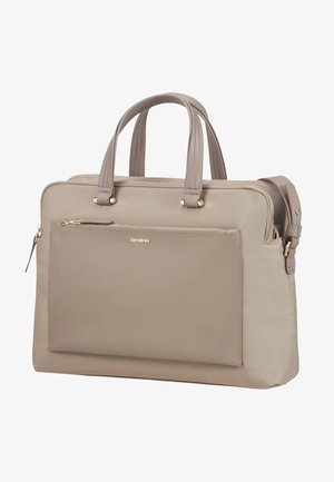 ZALIA - Laptop bag - beige