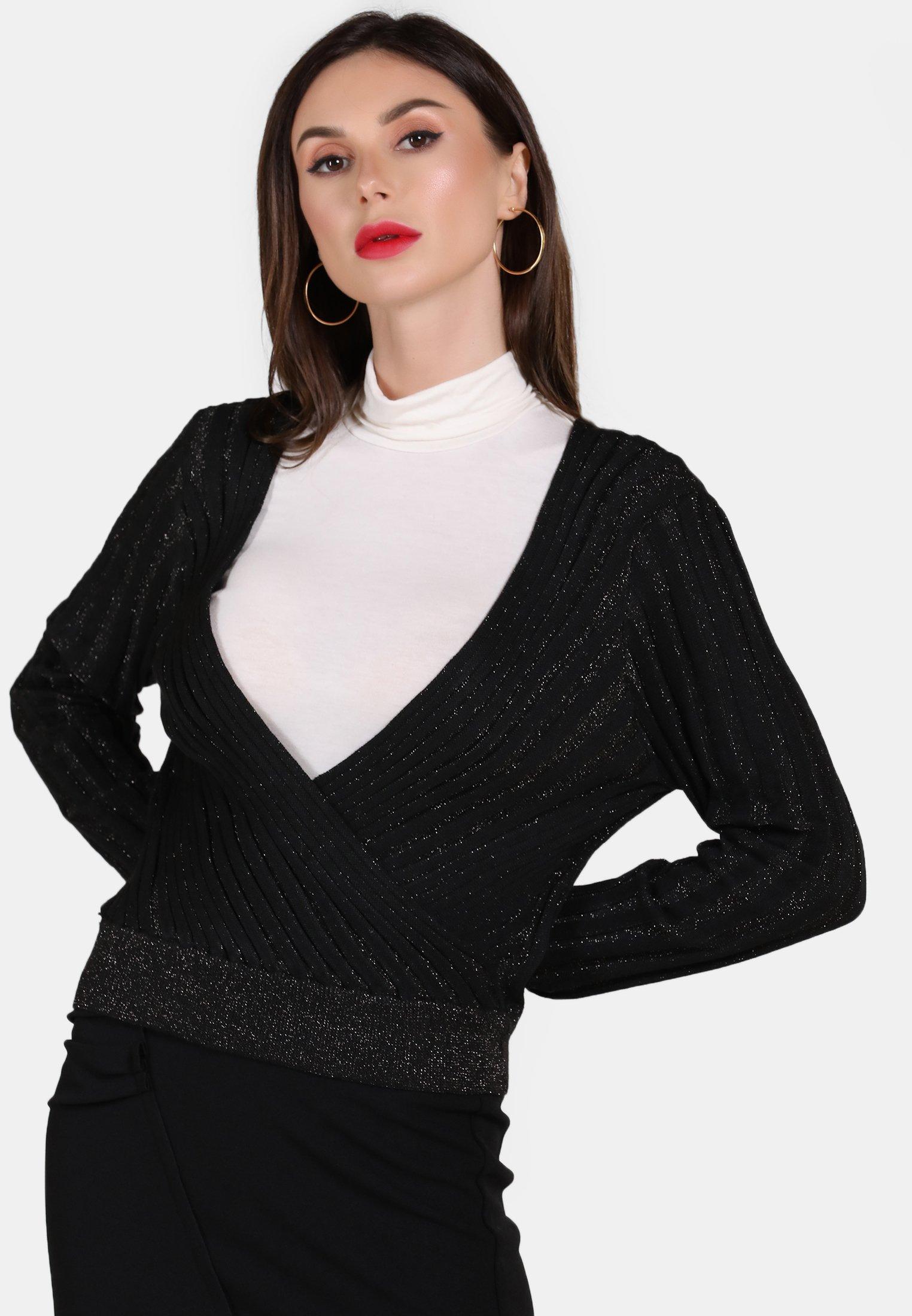 Drop Shipping Women's Clothing faina Jumper black wKIkmZowY