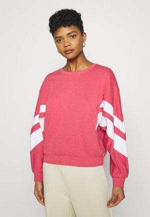 ONLJOSSA SPORTY - Sweatshirt - baroque rose