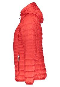Esprit - DAMEN MIT KAPUZE - Winter jacket - rot (74) - 2