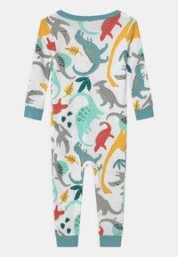 Carter's - DINO FOOTLESS - Pyjamas - multi-coloured/white - 1