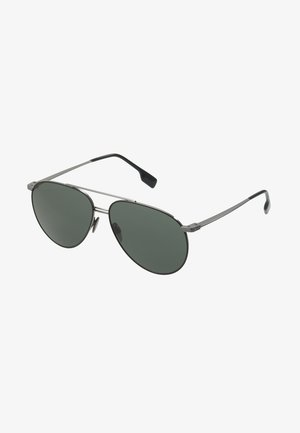 Sunglasses - gunmetal/matte green