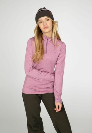 FABRIZM  - Fleece jumper - very grape