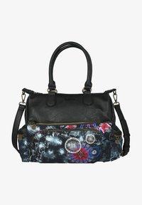 Desigual - BLACK PAPER - Handbag - black - 0