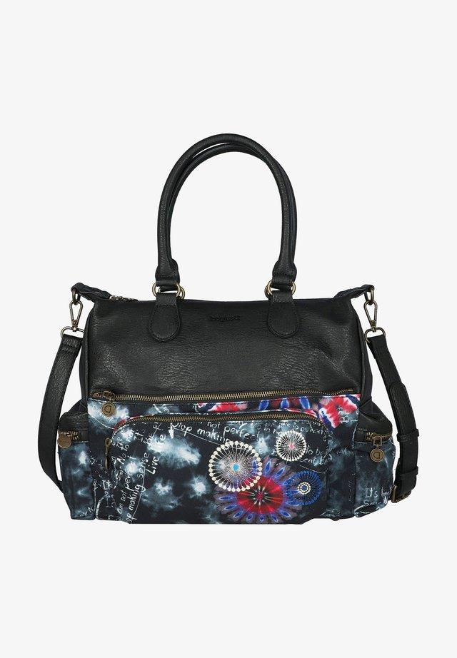 BLACK PAPER - Handbag - black