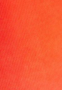 GAP - HALTER - Toppi - new dark orange - 2
