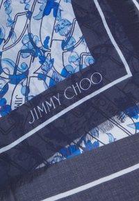 Jimmy Choo - SHAWL SEASONAL JEWELLERY - Scarf - olympic - 2