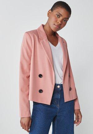 PREMIUM CROPPED  - Blazer - pink