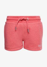 Superdry - Shorts - coral marl - 3