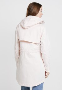 Marc O'Polo - GARMENT DYED HOODED - Parka - rosewater - 2
