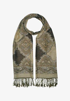 Sjal / Tørklæder - khaki