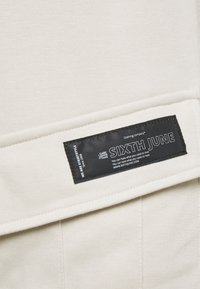 Sixth June - PANTS FRONT POCKETS - Cargo trousers - beige - 2