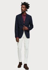 Scotch & Soda - Blazer jacket - navy - 1