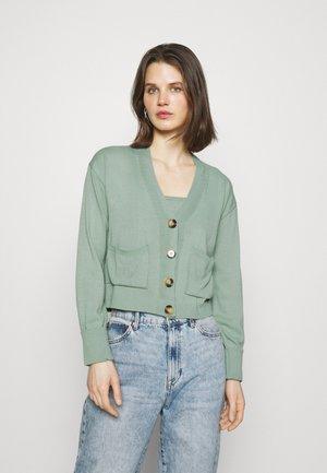SET - Cardigan - mint