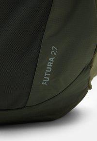 Deuter - FUTURA 27 UNISEX - Backpack - ivy/khaki - 5