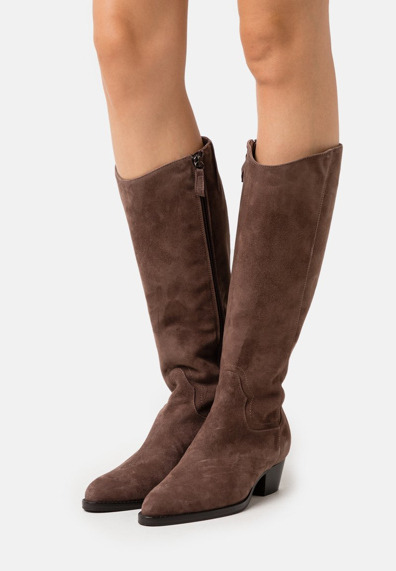 Hash#TAG Sustainable - Boots - caffe