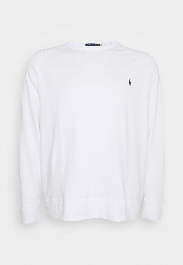 SPA TERRY - Sweatshirt - white