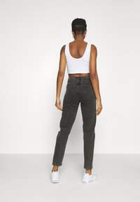 BDG Urban Outfitters - DESTROY MOM - Relaxed fit jeans - washed black - 2