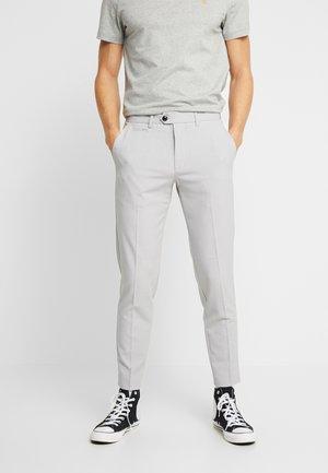 CLUB PANTS - Trousers - grey