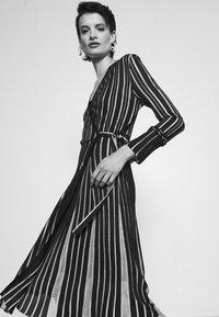 Diane von Furstenberg - EDELINE - Maxi dress - black/pale pink - 3