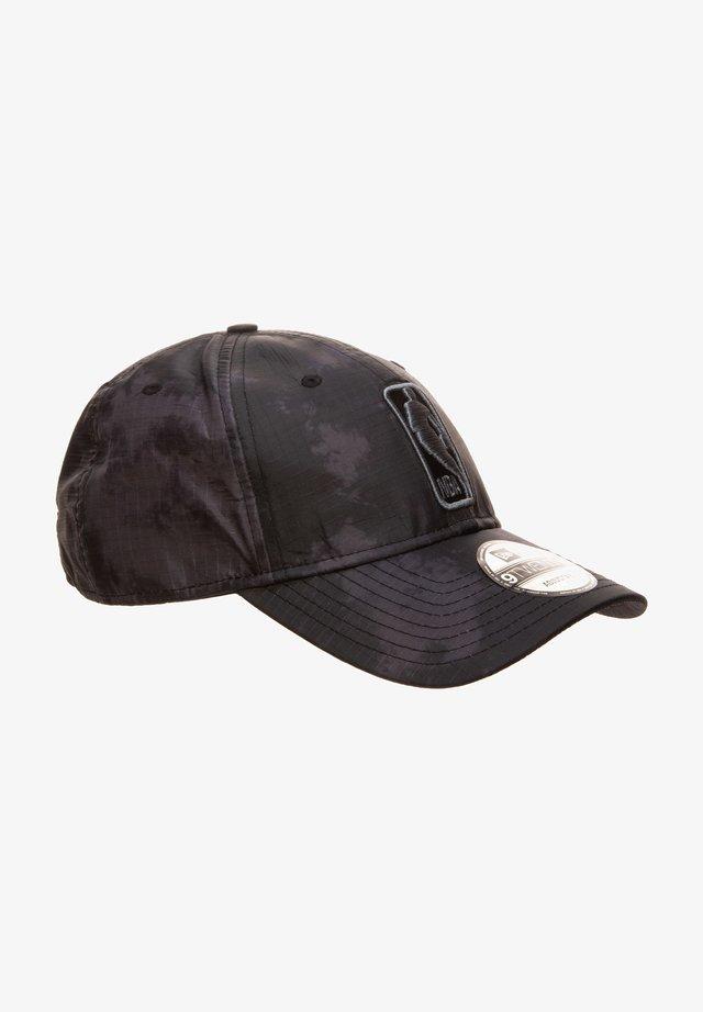 Cap - nba logo black