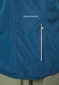 Endurance - BERNIE M - Běžecká bunda - poseidon - 5