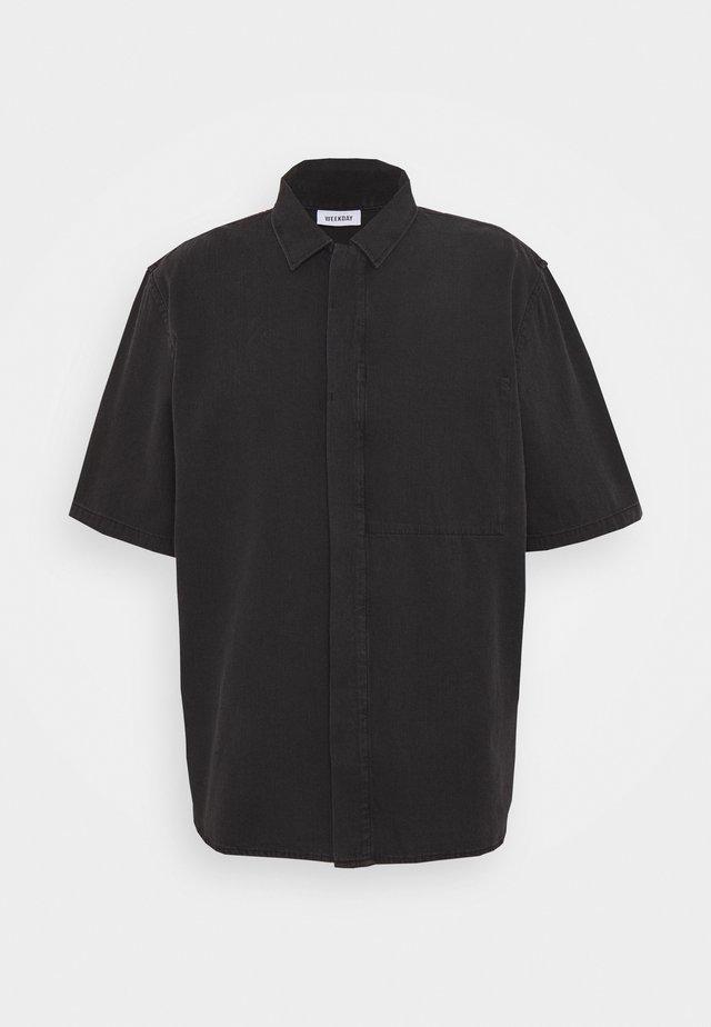 AIRONE - Koszula - black