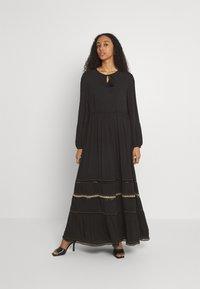 Superdry - AMEERA DRESS - Maxi dress - black - 2