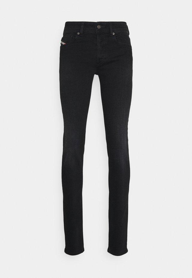 SLEENKER-X - Jeans Slim Fit - black denim